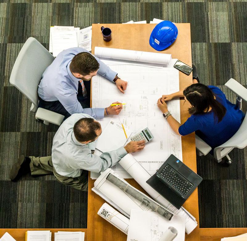 Progettazione e consulenza sulla sicurezza